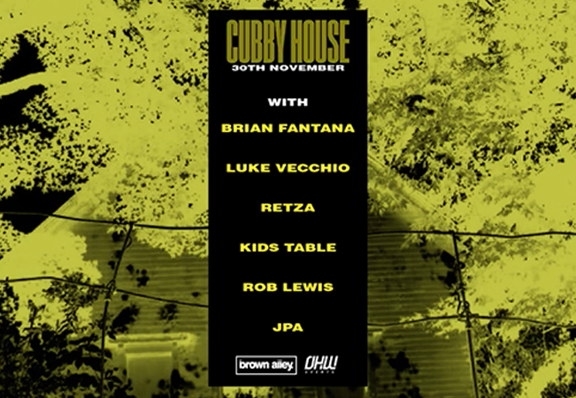 Cubby House • Vol 1