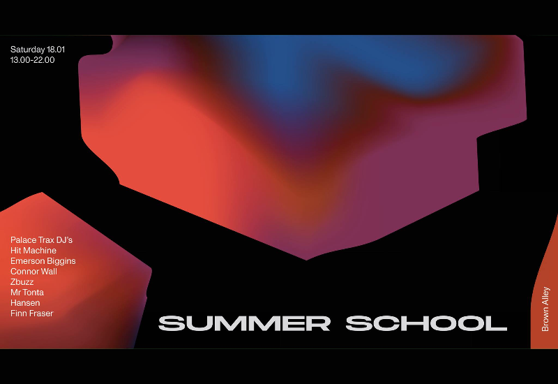 Palace Trax: Summer School