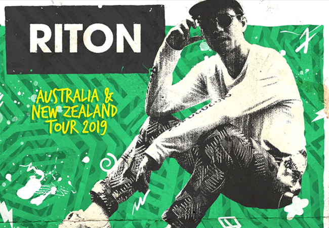 Riton [UK] Melbourne - Grand Final Holiday Eve