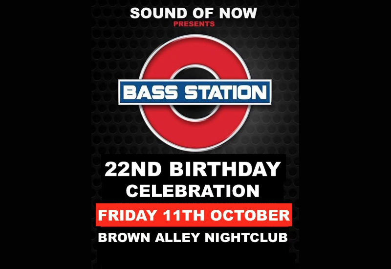 Bass Station 22nd Birthday Tickets on sale now