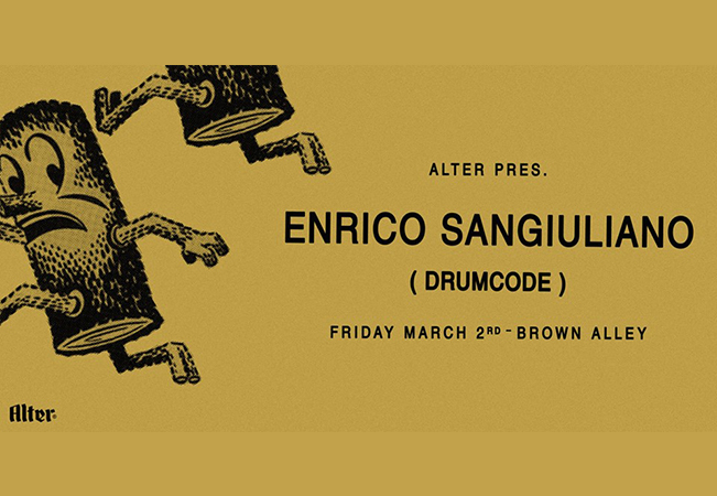 Alter Presents - Enrico Sangiuliano