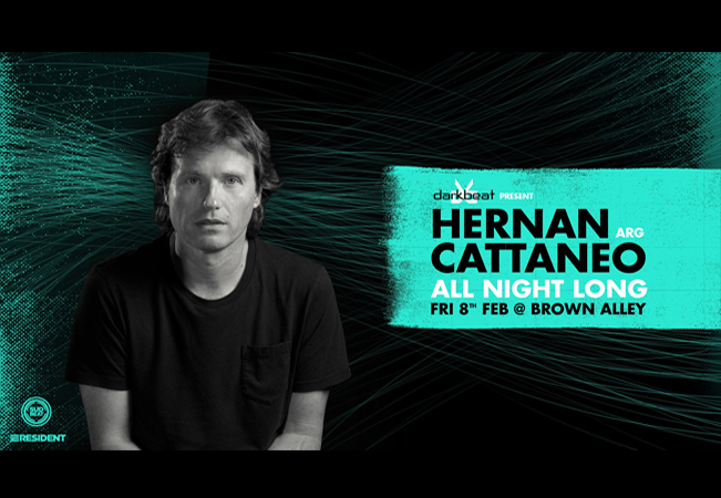 Darkbeat w/ Hernan Cattaneo (All Night Long)