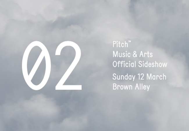 Pitch Sideshow 02 with Detroit Swindle & Stimming (Live)