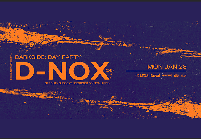 Dark Side Day Party with D-Nox