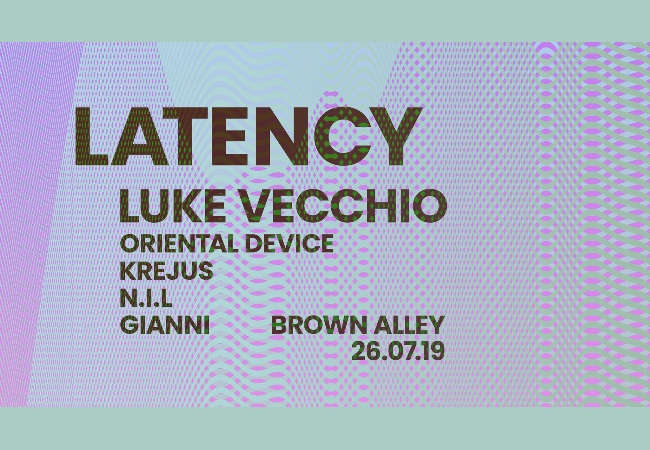 Latency: Luke Vecchio 3hr Immersive Set