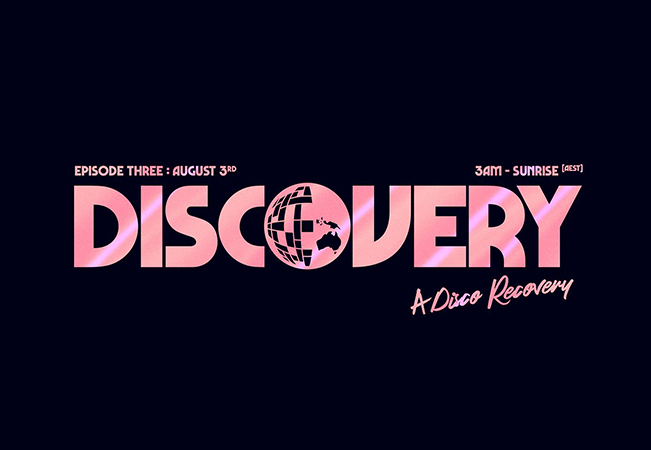 Discovery - Episode Three Ft. Pounce