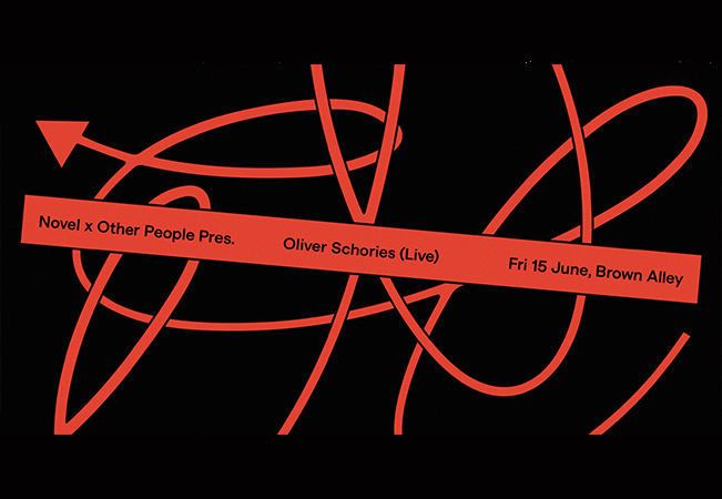 Novel x Other People Pres. Oliver Schories (Live)