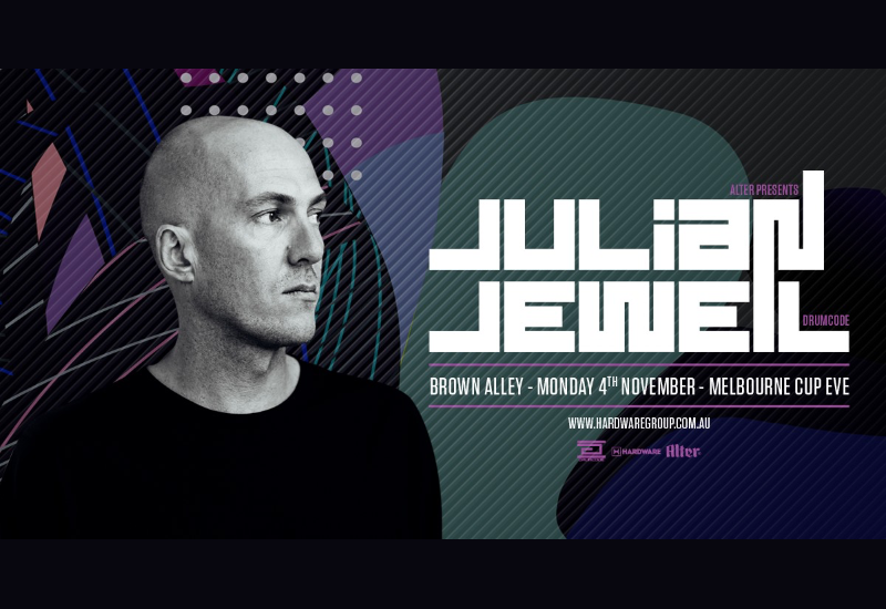 Julian Jeweil (Drumcode) - Melb Cup Eve