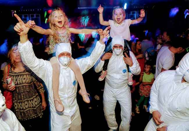 Melbourne BFLF Family Rave with Spacey Space