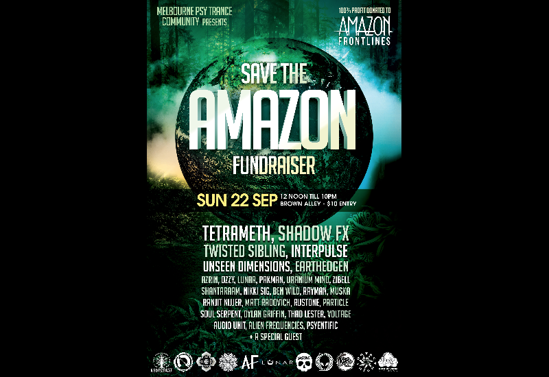 Save The Amazon Fundraiser