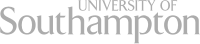 university-of-southampton logo - grey