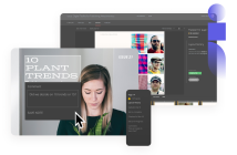 Collaboration user interface, collaborate with your team.