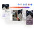 Remix content, graphical user interface from shopping, social media logos and mobile device