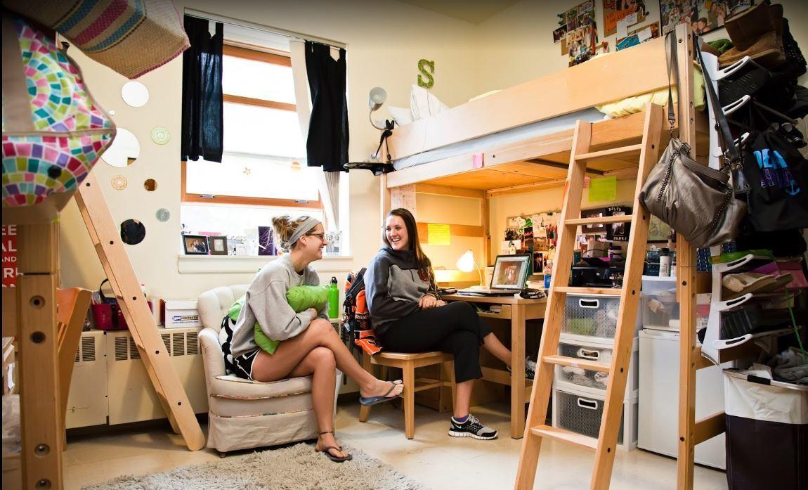 Accommodation at INTO Oregon State University INTO
