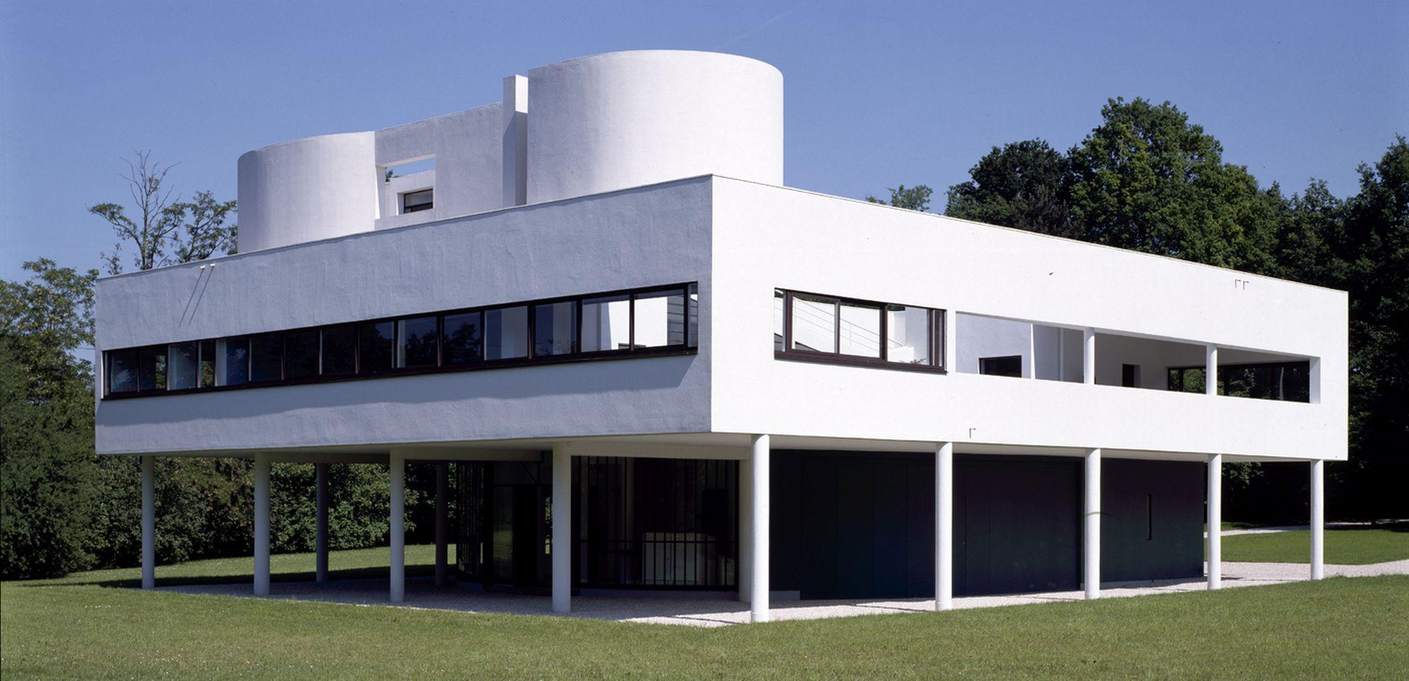 Das Werk von Le Corbusier - UNESCO-Weltkulturerbe