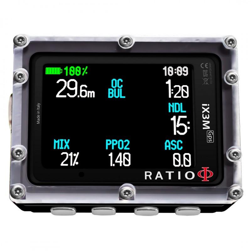 iX3M [GPS] Easy