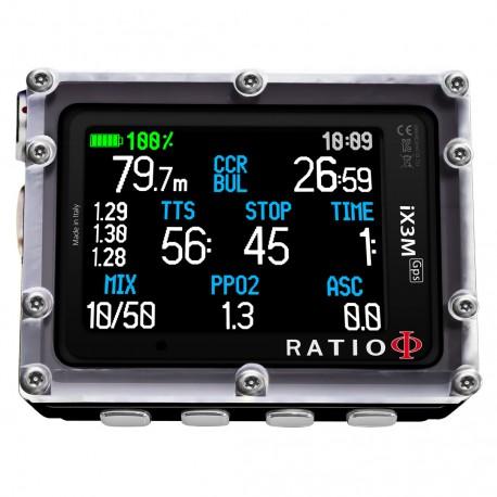 iX3M [GPS] Reb