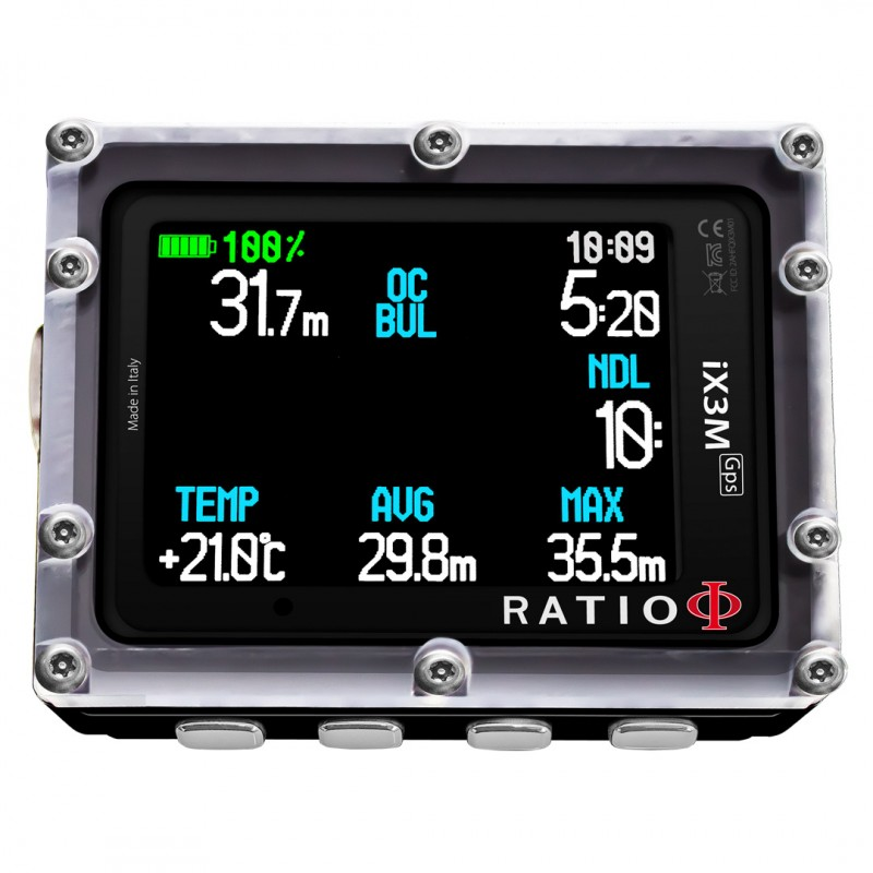 iX3M [GPS] Deep