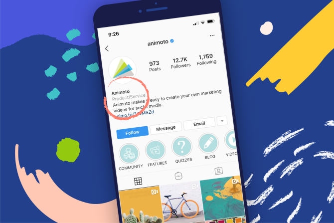 Instagram Business Categories List & Tips