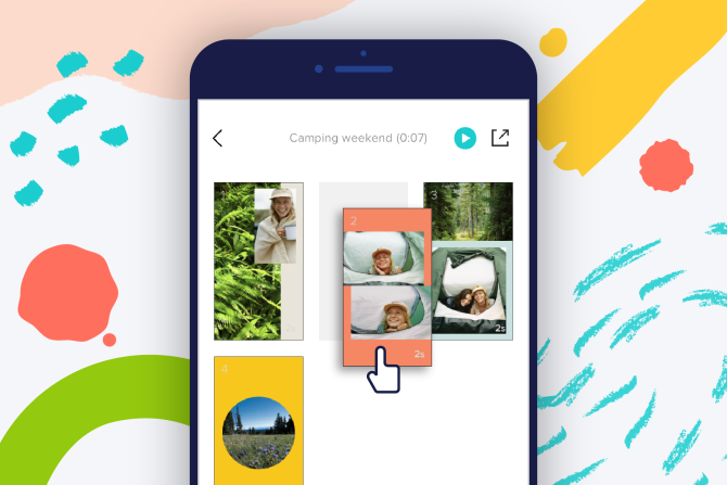 Easy Instagram Story Editor for iOS