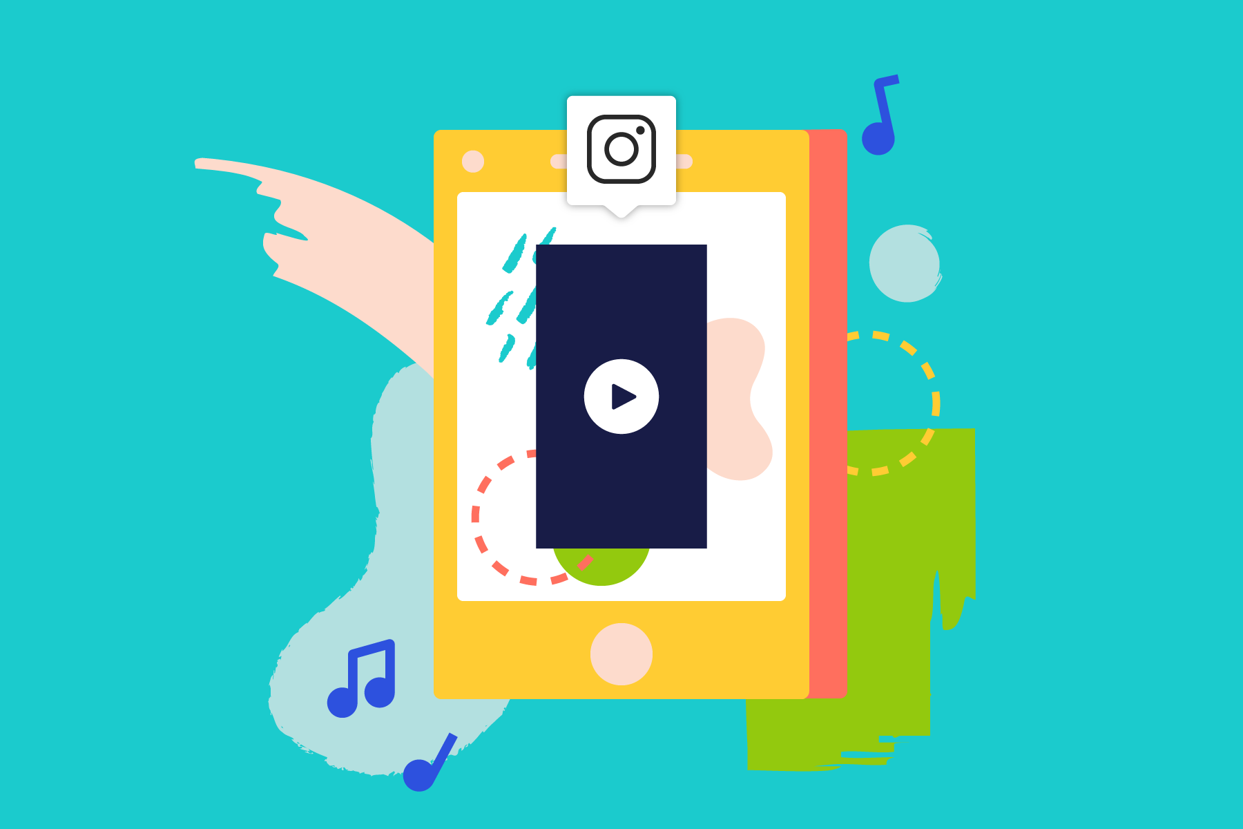 how-to-post-a-picture-with-music-instagram-story