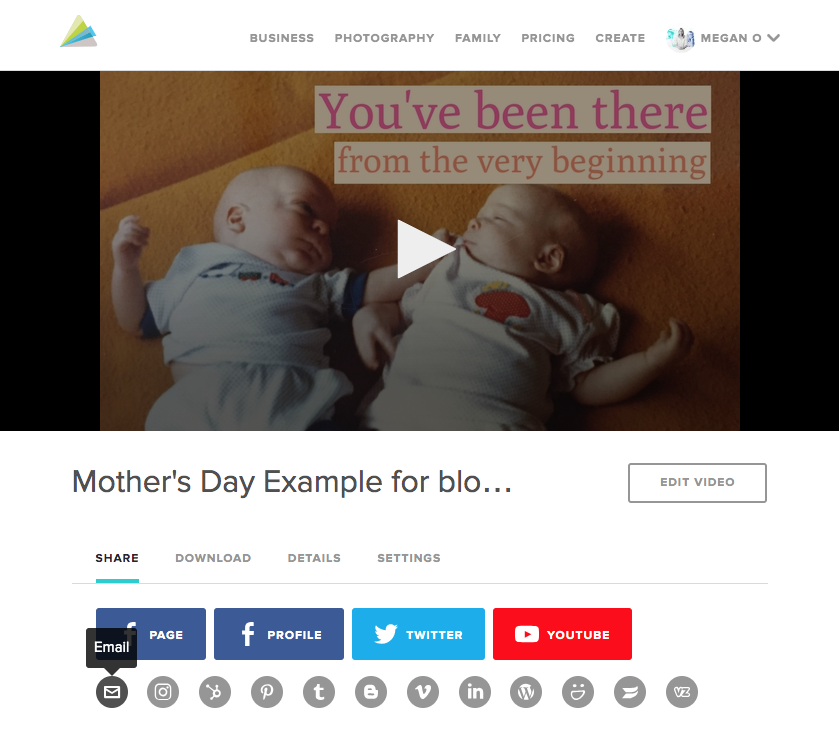 How to Make a Mother's Day Video Your Mom Will Love - Animoto