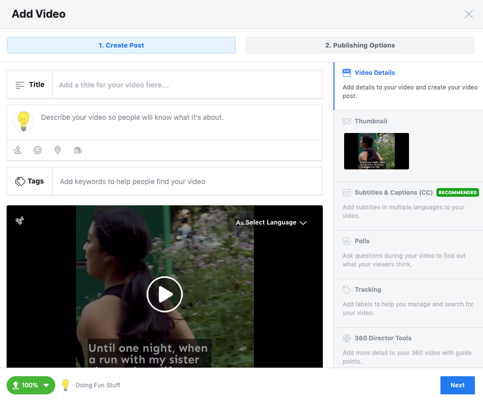 upload-video-facebook-page