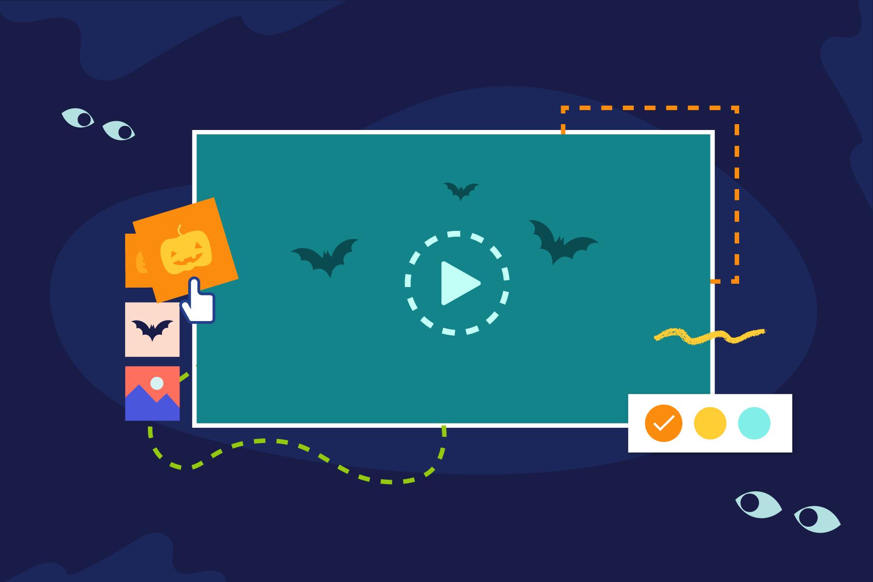 Halloween Video Ideas business