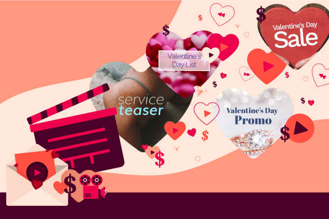 Why Valentine's Day Video Marketing is Worth the Spend for Businesses