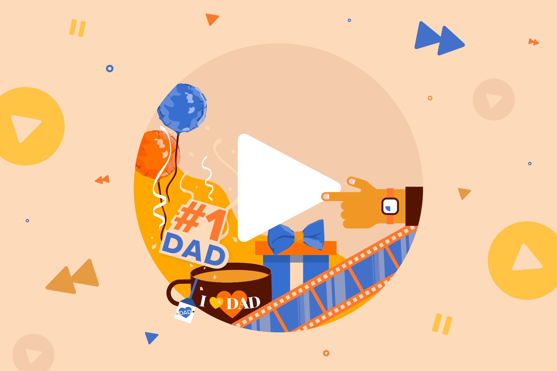 2021-05 15-Creative-Fathers-Day-Video-Ideas Blog image