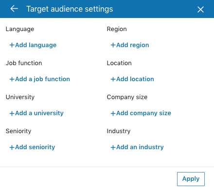 linkedin-video-targeted-audience