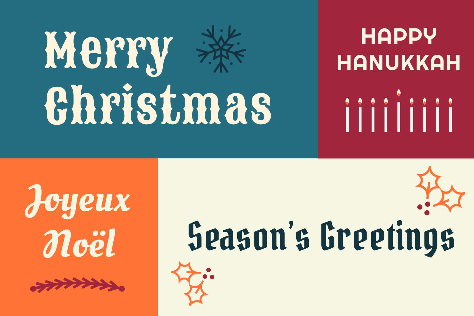 60 Different Ways To Say Happy Holidays In Your Next Video Animoto
