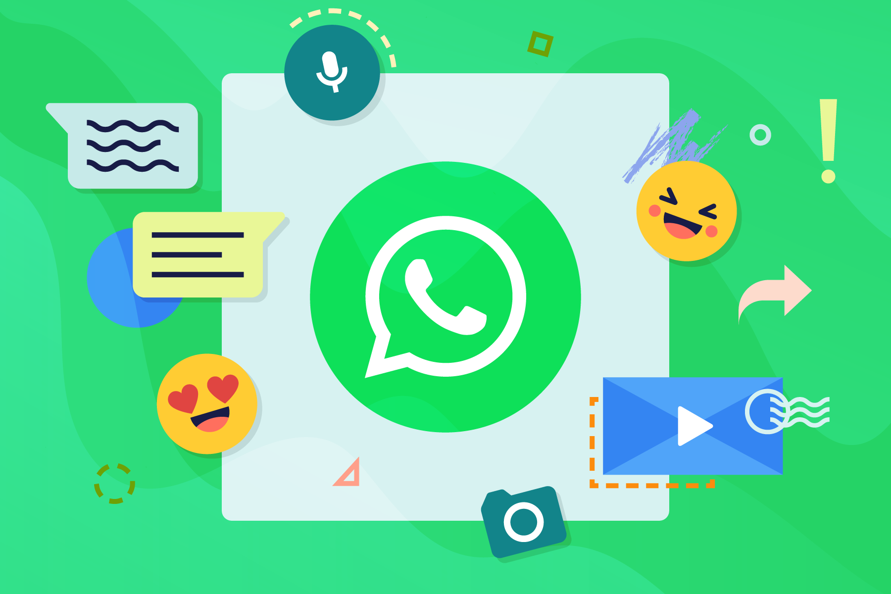 How to Make and Share a WhatsApp Status Video - Animoto