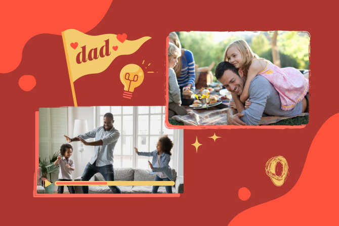 15 Creative Father's Day Video Ideas