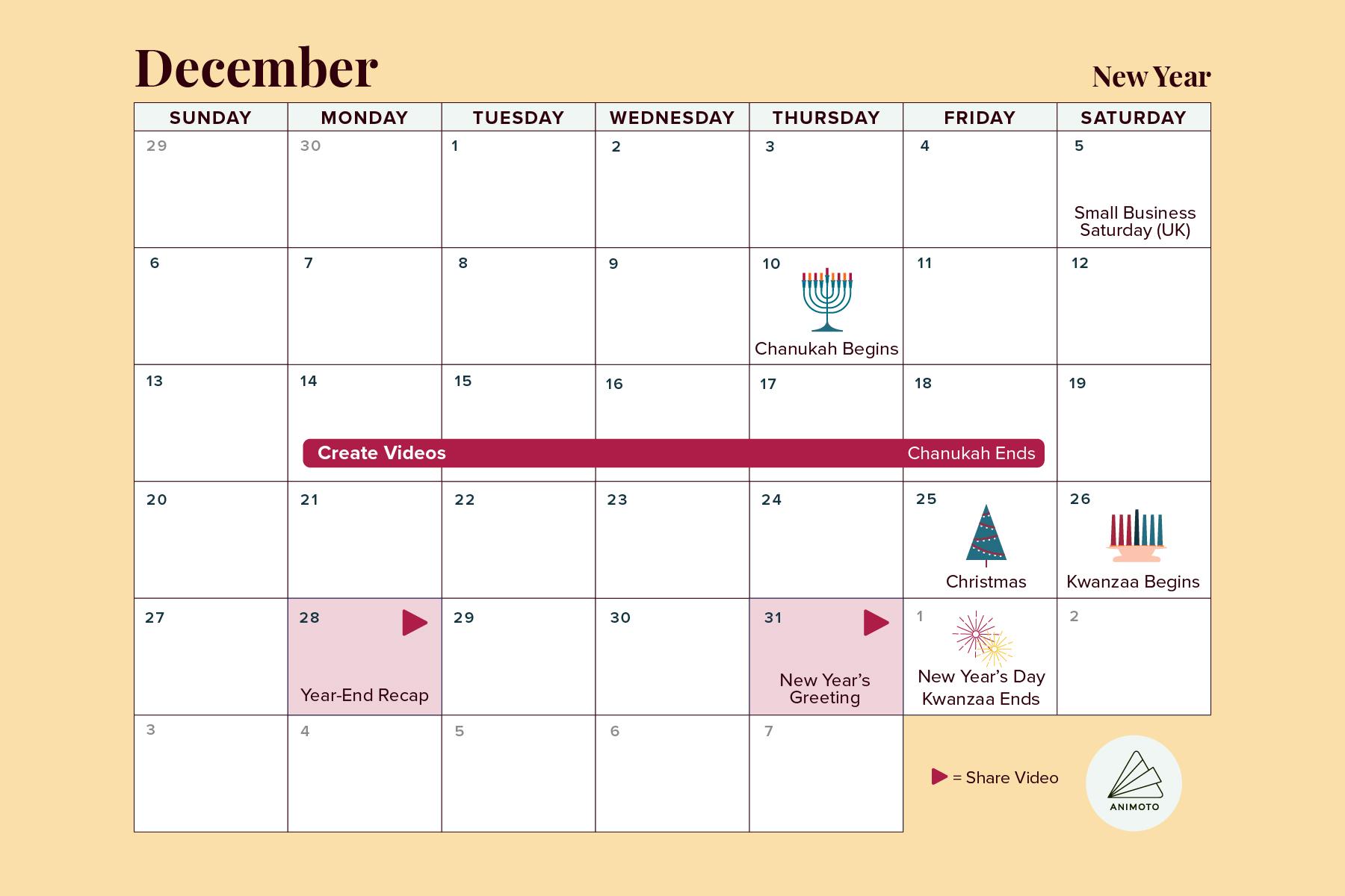 2020-Holiday-Calendar new-year