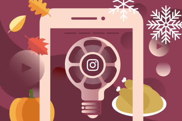 6 Holiday Instagram Story Ideas for Your Business
