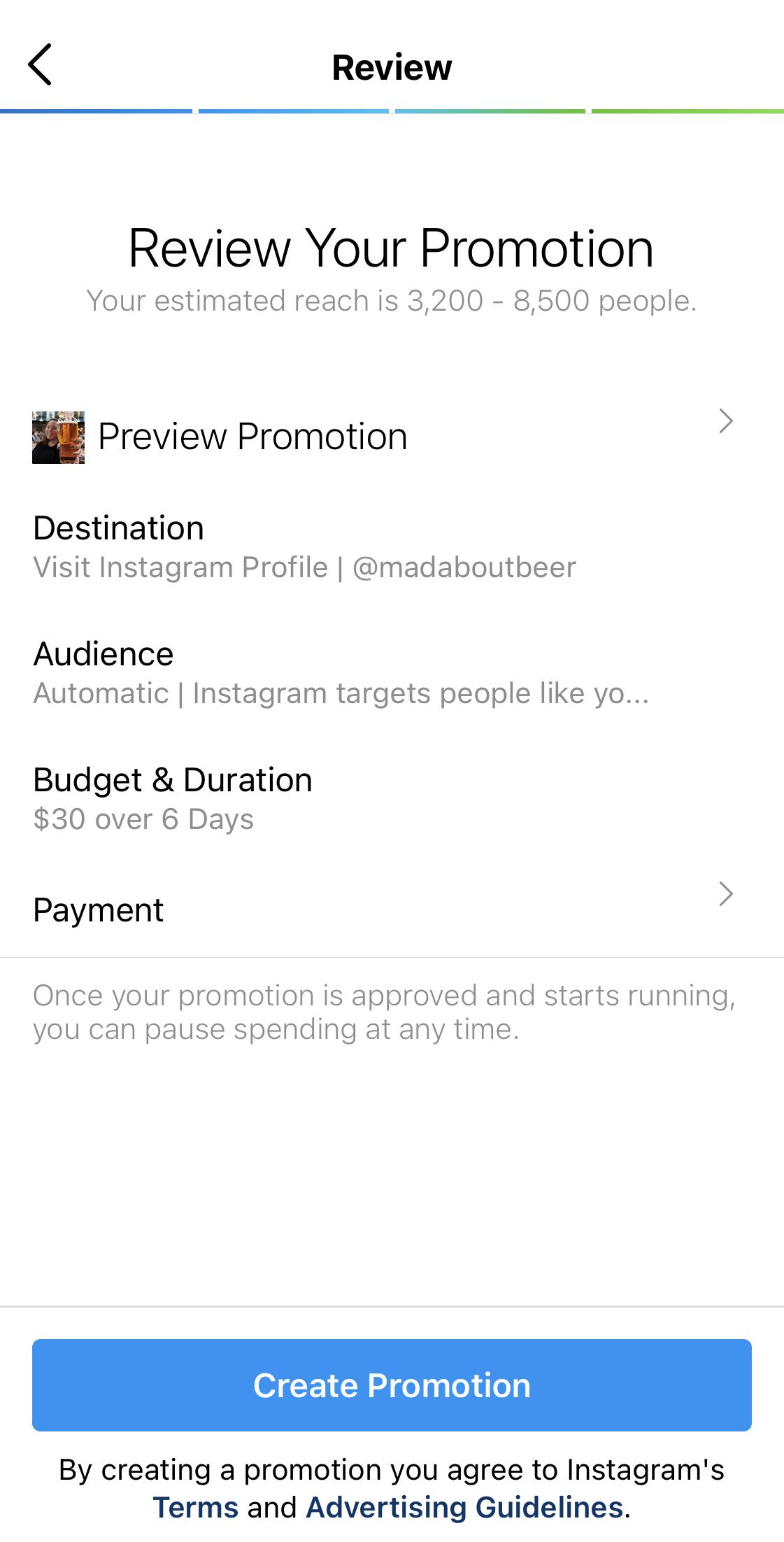 cta button guide image 6 instagram prom