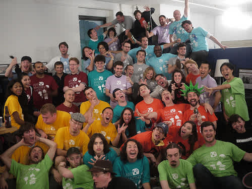 Animoto Named One of Crain's Best Places to Work