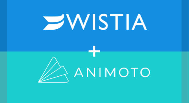 Animoto Partners with Wistia