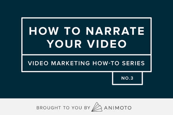 How To Narrate Your Video