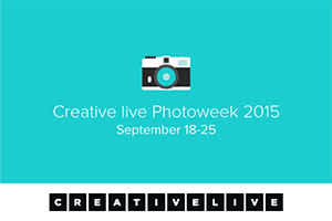 Get Ready for CreativeLive's Photo Week 2015