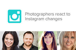 Pro Photographers React to Instagram Changes