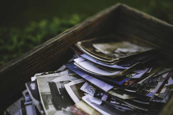 How to Digitize Your Old Family Photos