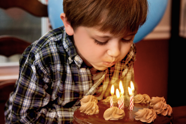 5 Must-Have Photos to Take at Your Child's Birthday Party