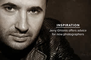 Inspiration: Jerry Ghionis Offers Advice for New Photographers