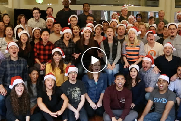 Happy Holidays from Animoto 2015!