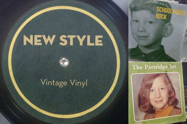 Spinning a new style: Vintage Vinyl