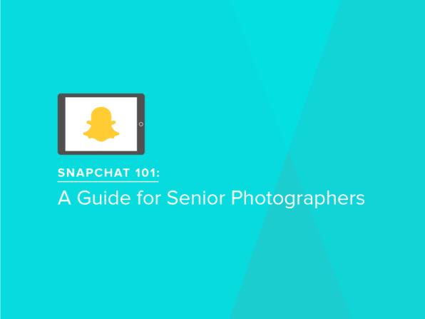 Snapchat 101: A Guide for Senior Photographers