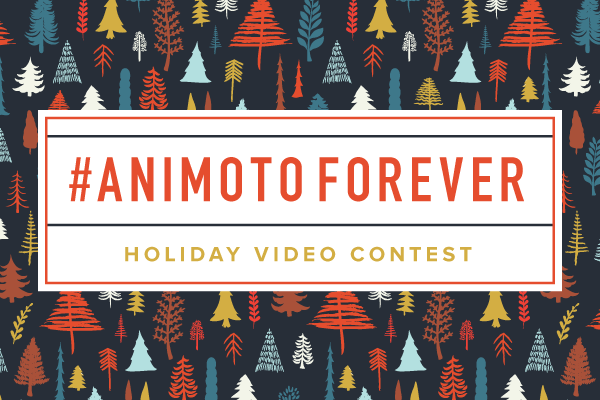 Congratulations to Our #AnimotoForever Video Contest Winners!