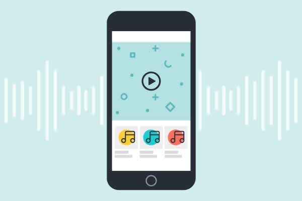 How to Choose Music for Videos in the Animoto Mobile App